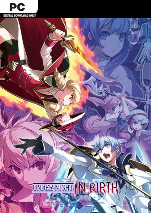 UNDER NIGHT IN BIRTH Exe Late cl-r