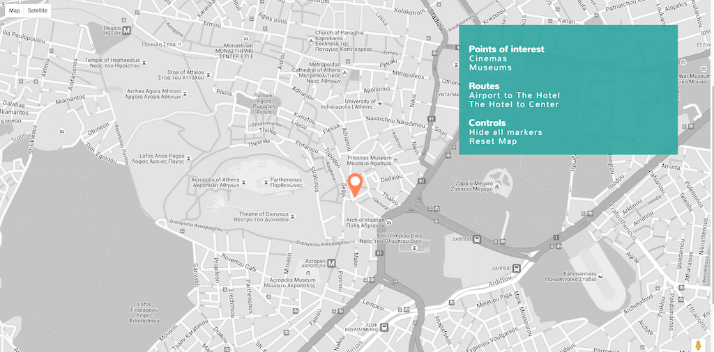 MapIt An easy way to embed google maps in your site.