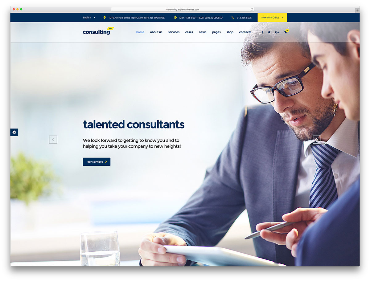 consulting-finance-services-wordpress-theme