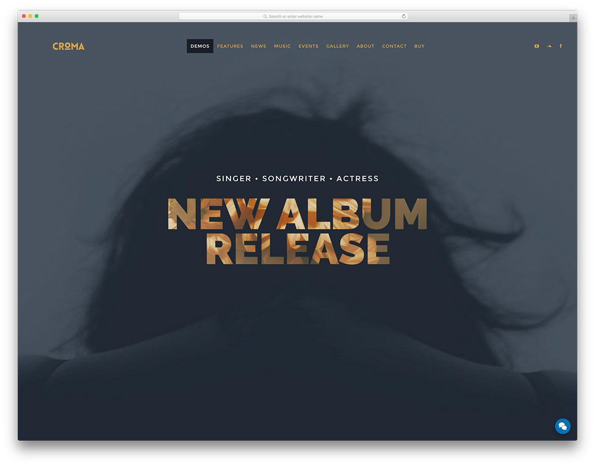 croma-fullscreen-music-wordpress-template