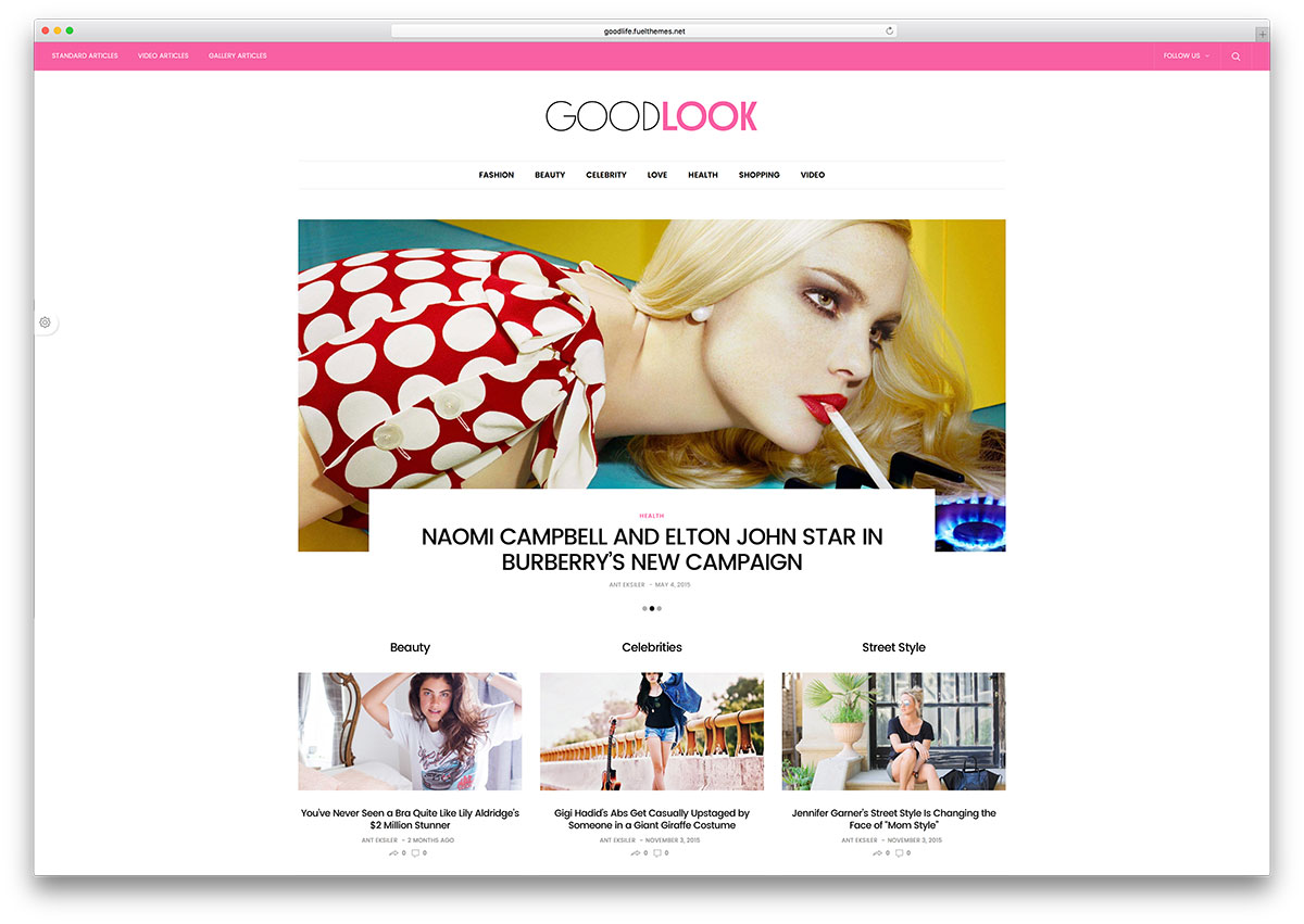 goodlife-minimal-fashion-wordpress-theme