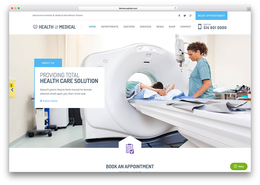 healt-medical-wplook-doctor-theme