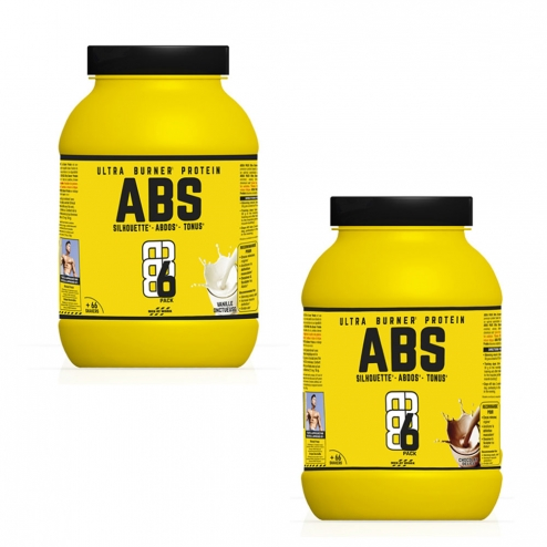 Eric Favre Abs Ultra Burner Proteines 750g Easyparapharmacie