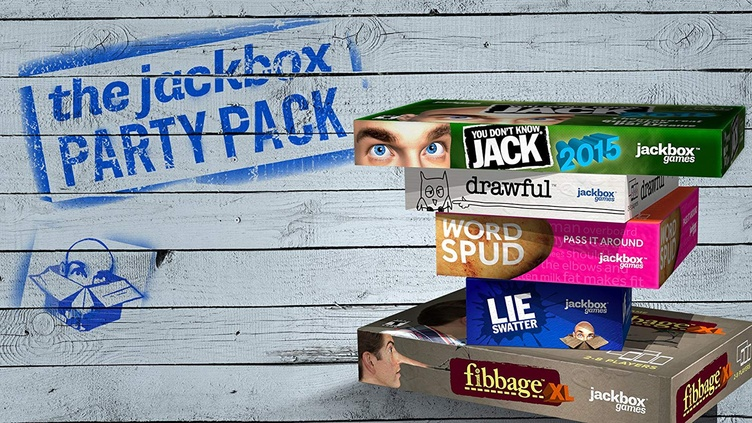 The Jackbox Party Pack Xbox One (UK)