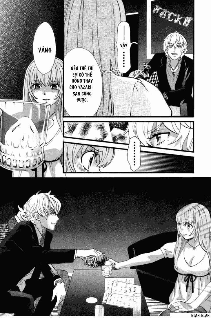 Cross And Crime chapter 1 - Trang 26