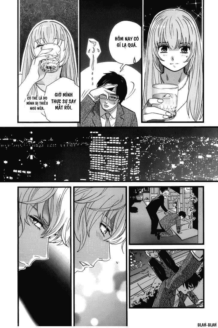Cross And Crime chapter 1 - Trang 27
