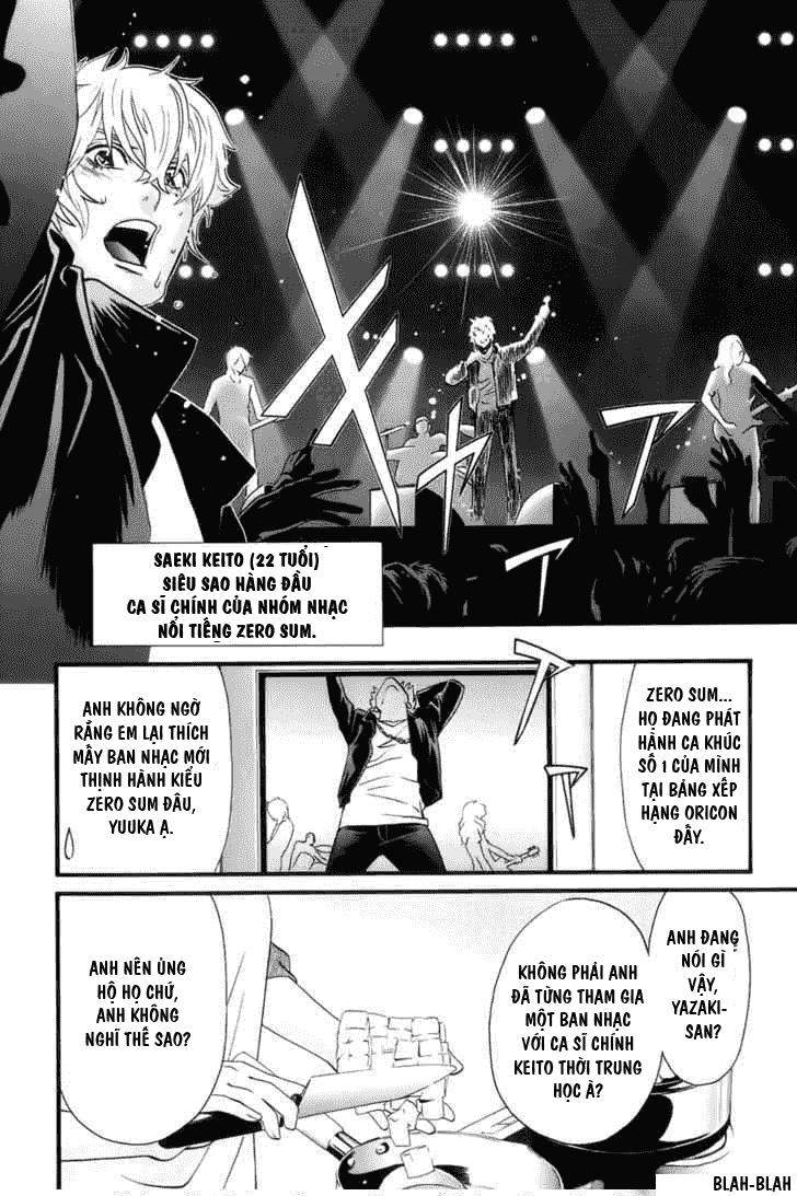 Cross And Crime chapter 1 - Trang 8