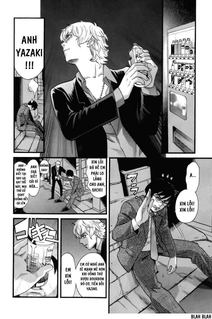Cross And Crime chapter 2 - Trang 10