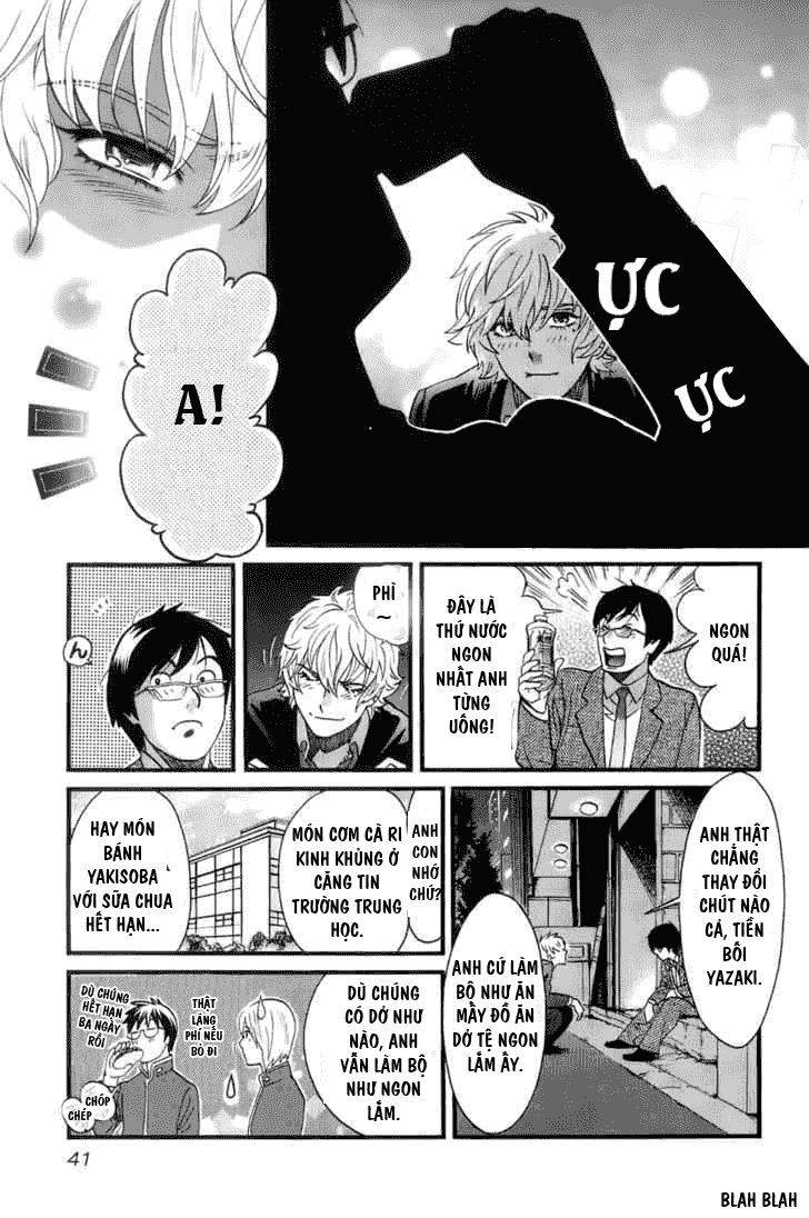 Cross And Crime chapter 2 - Trang 11