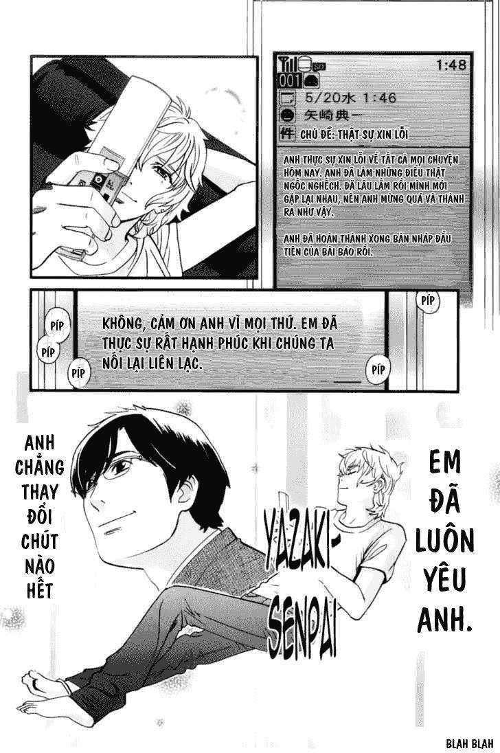 Cross And Crime chapter 2 - Trang 18