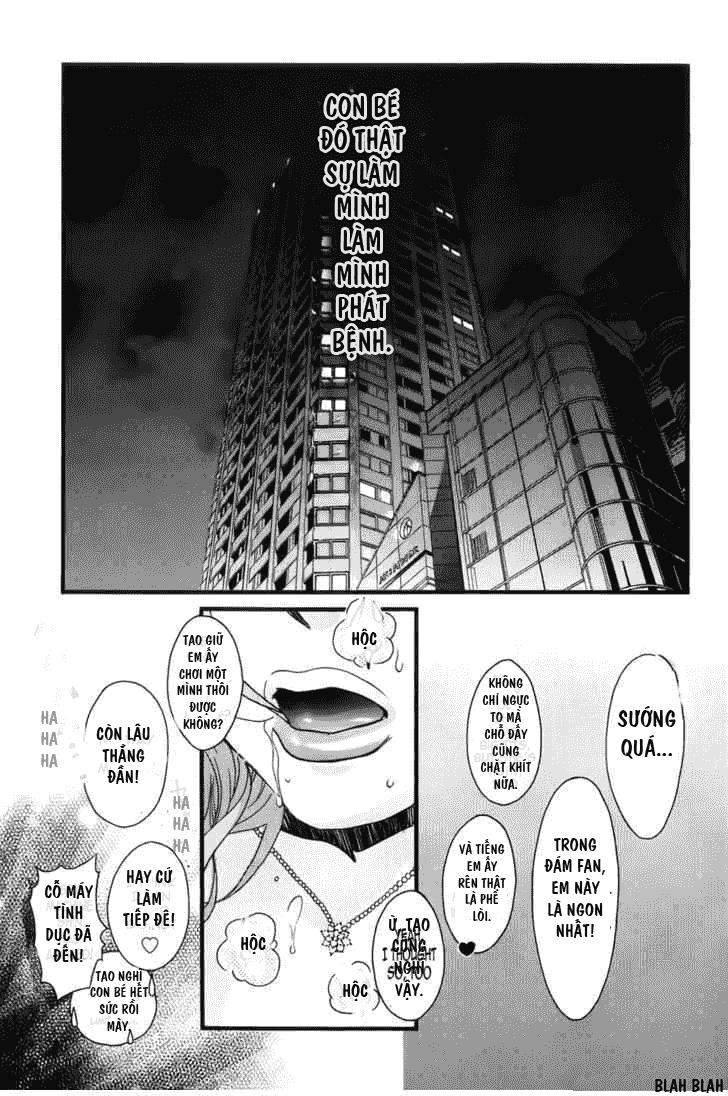 Cross And Crime chapter 2 - Trang 21