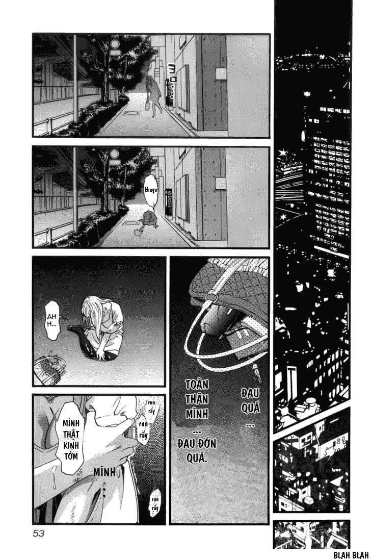 Cross And Crime chapter 2 - Trang 23