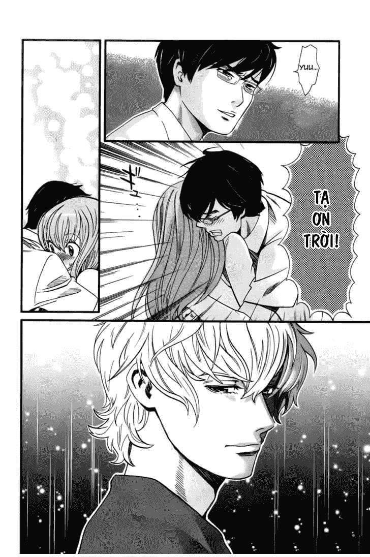 Cross And Crime chapter 4 - Trang 11