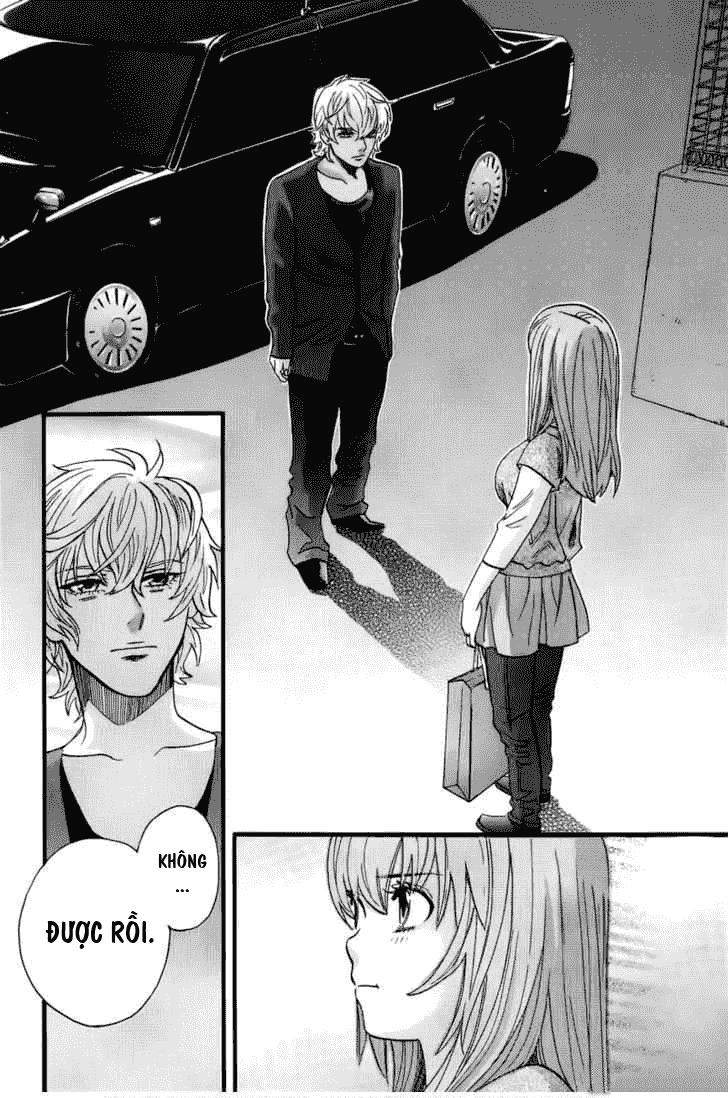 Cross And Crime chapter 4 - Trang 21