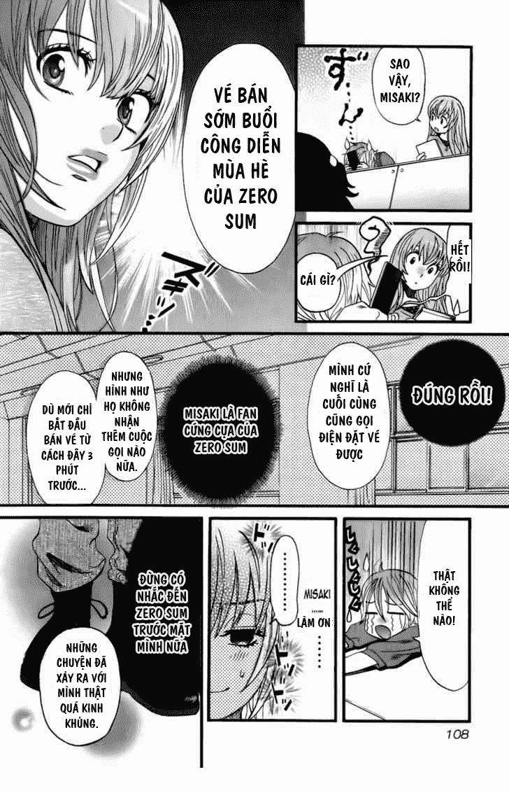 Cross And Crime chapter 5 - Trang 12
