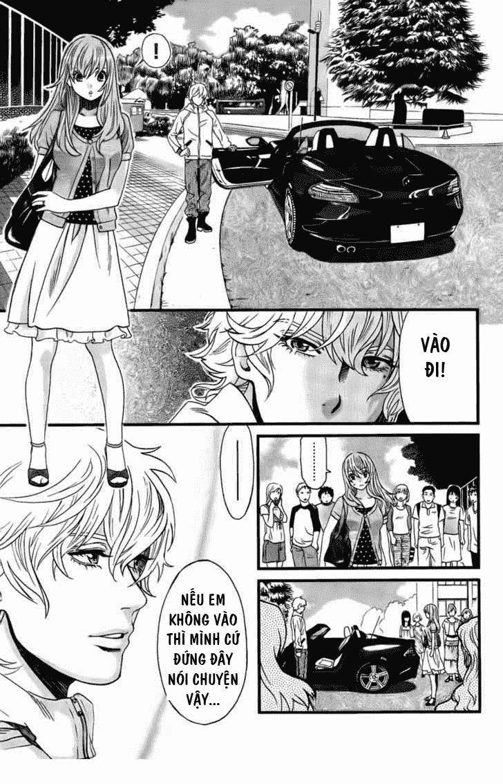Cross And Crime chapter 5 - Trang 15