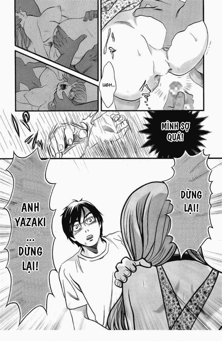 Cross And Crime chapter 7 - Trang 12