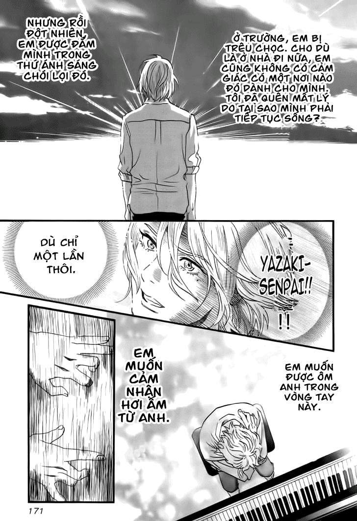 Cross And Crime chapter 8 - Trang 15
