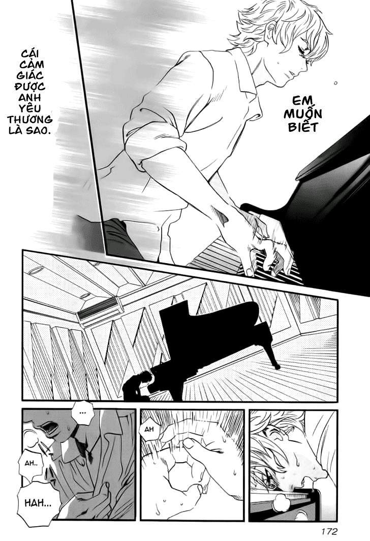 Cross And Crime chapter 8 - Trang 16