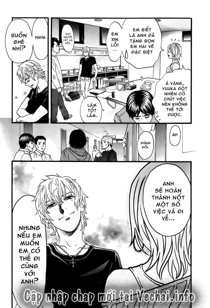 Cross And Crime chapter 8 - Trang 22