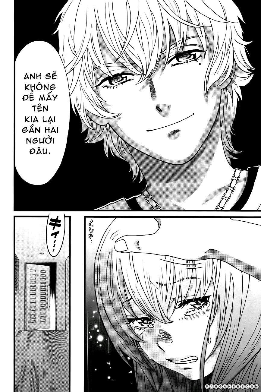 Cross And Crime chapter 9 - Trang 12