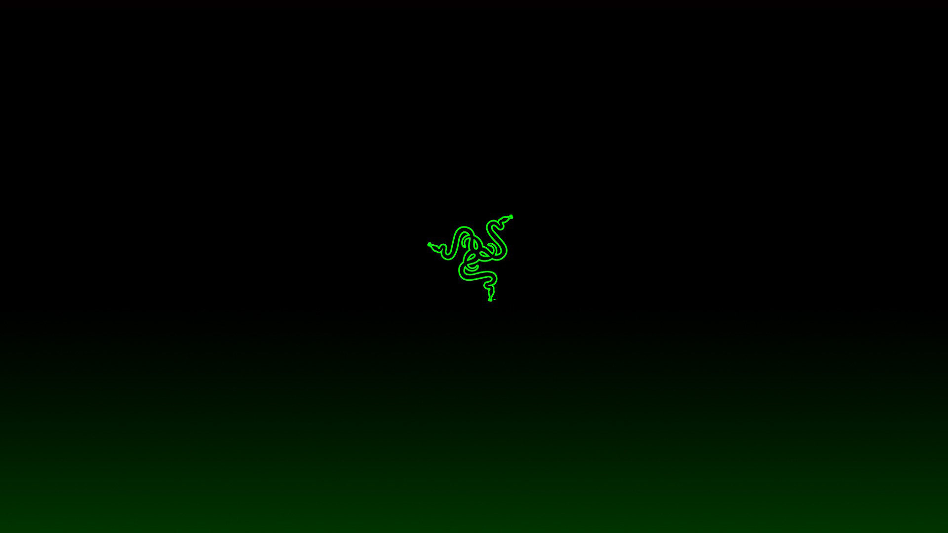 Full Hd Razer Green Wallpaper