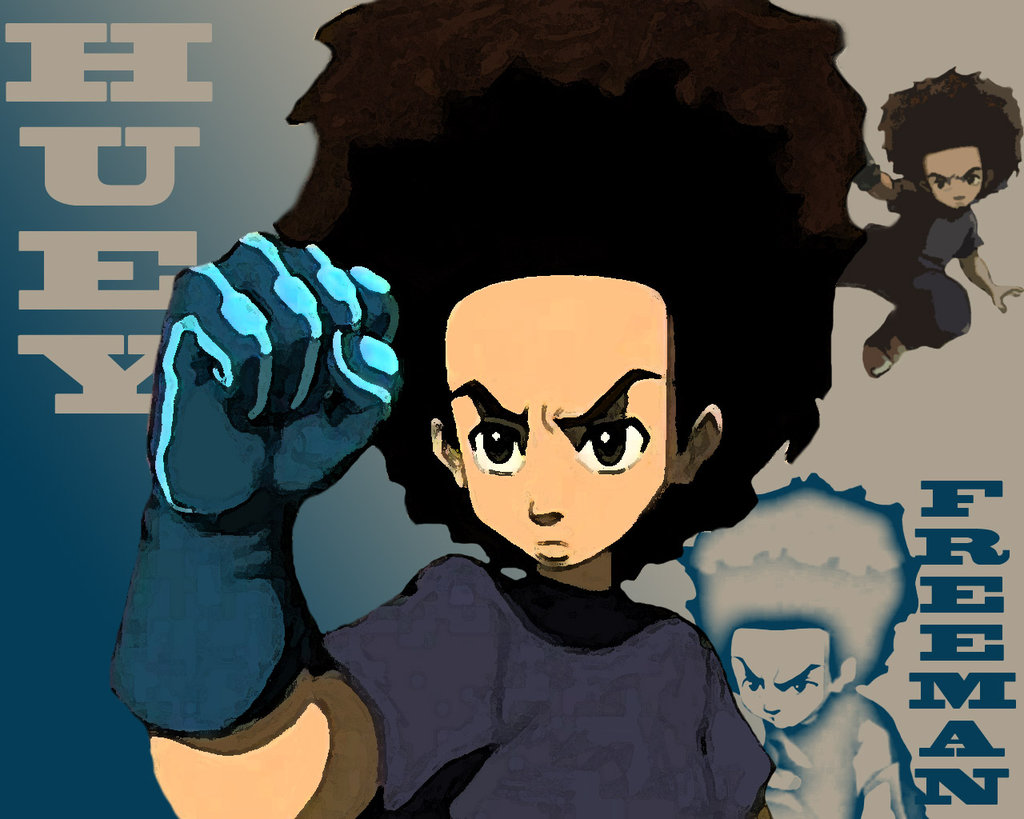 Boondocks Wallpaper Supreme Wallpapershit
