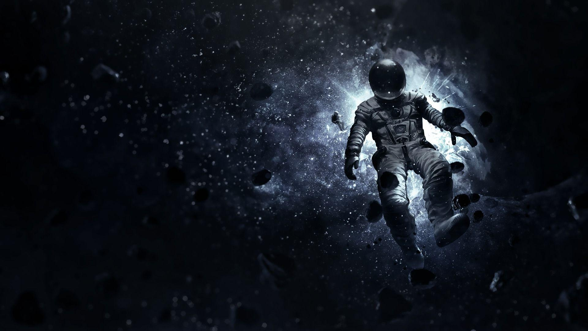 Background Lost In Space Wallpaper