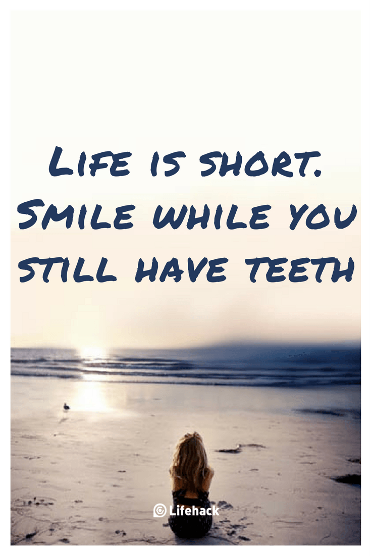 Quotes About Happiness And Smiling 2