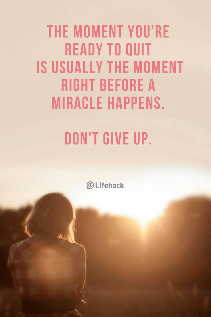 I Give Up Quotes 5