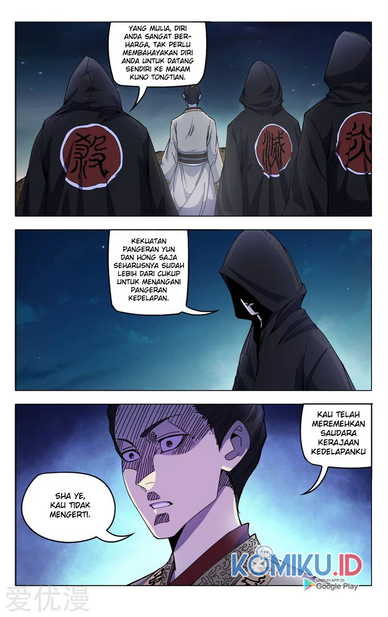 Deity's Path through Ten Thousand Worlds: Chapter 330 - Page 6