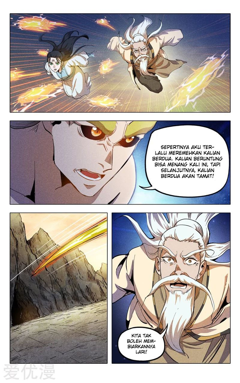 Deity's Path through Ten Thousand Worlds: Chapter 320 - Page 11