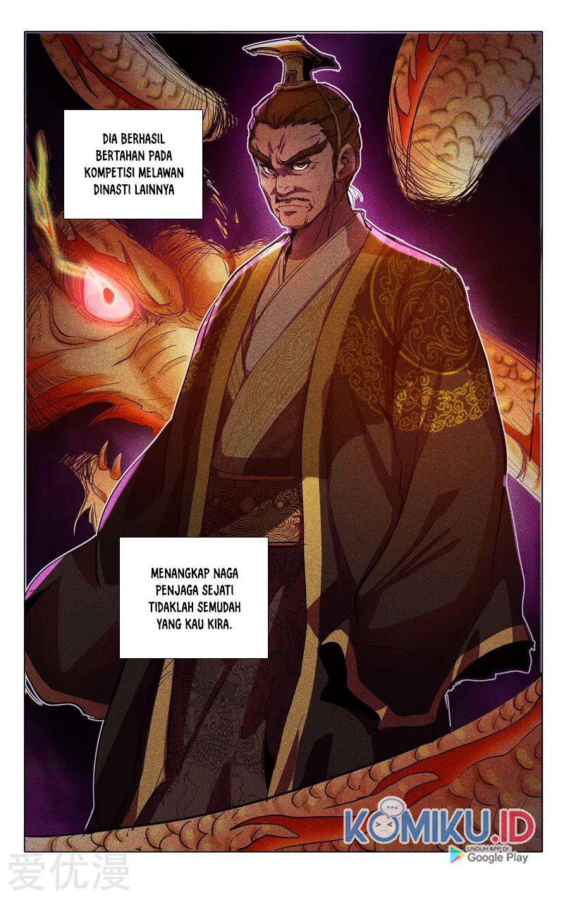 Deity's Path through Ten Thousand Worlds: Chapter 317 - Page 8