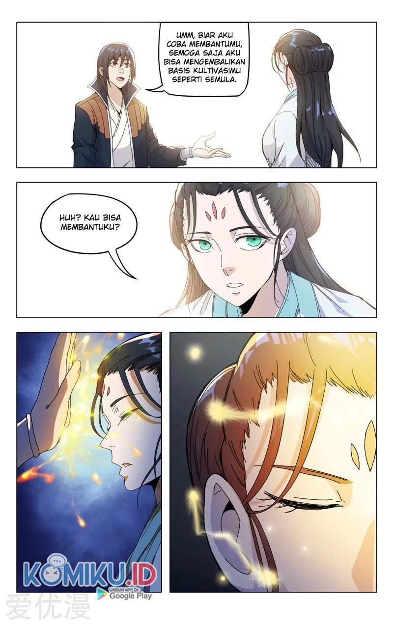 Deity's Path through Ten Thousand Worlds: Chapter 329 - Page 4