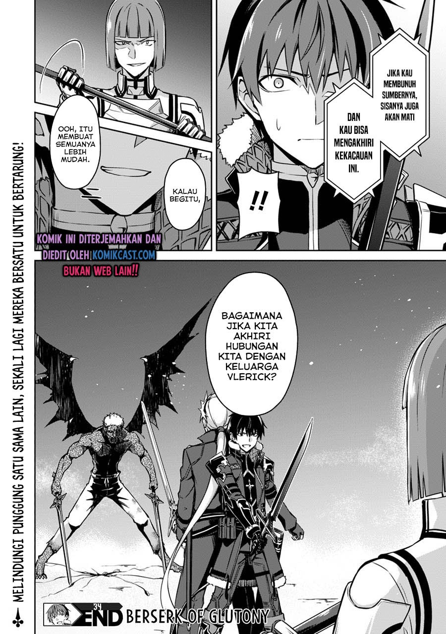 Berserk of Gluttony: Chapter 34 - Page 31