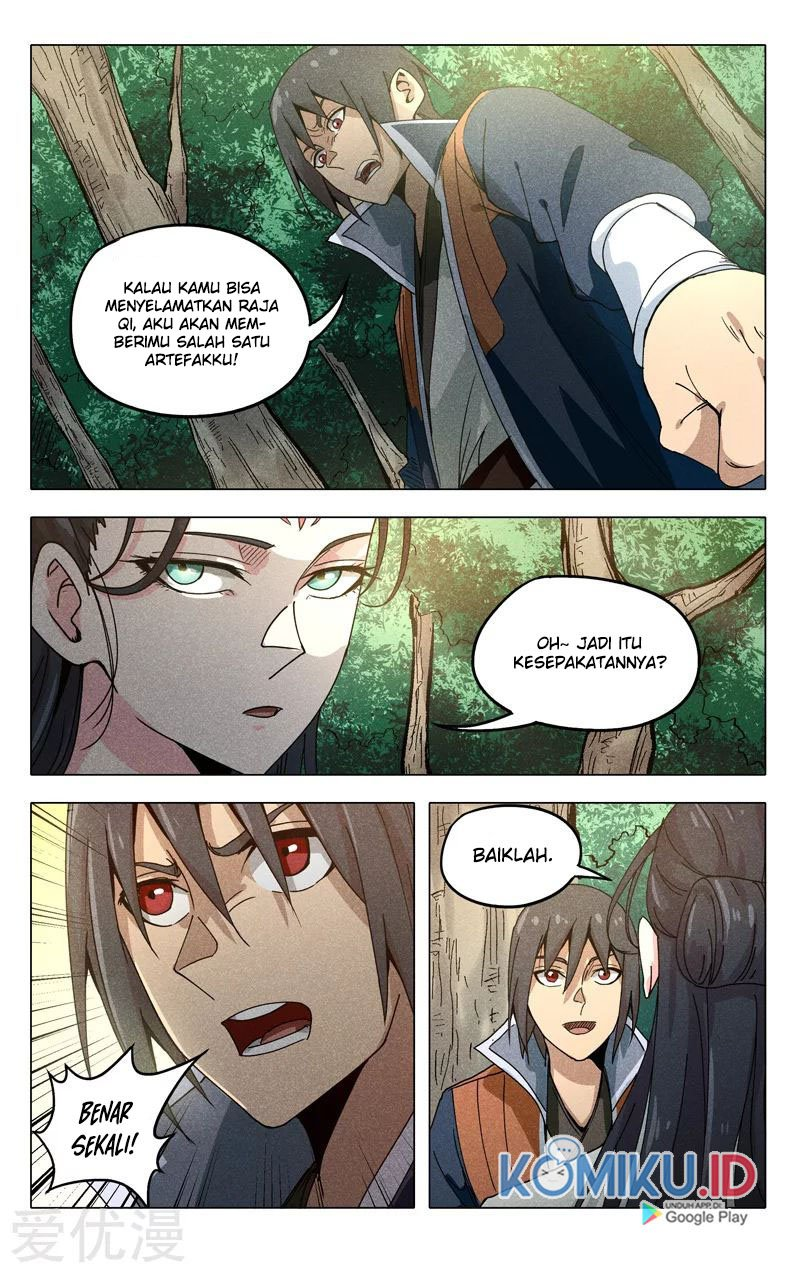Deity's Path through Ten Thousand Worlds: Chapter 310 - Page 11
