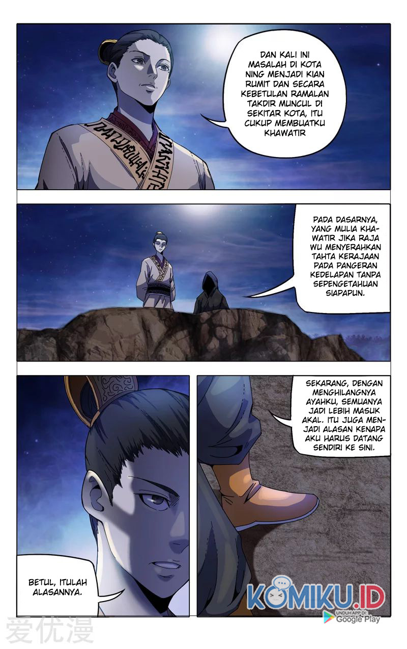 Deity's Path through Ten Thousand Worlds: Chapter 330 - Page 11