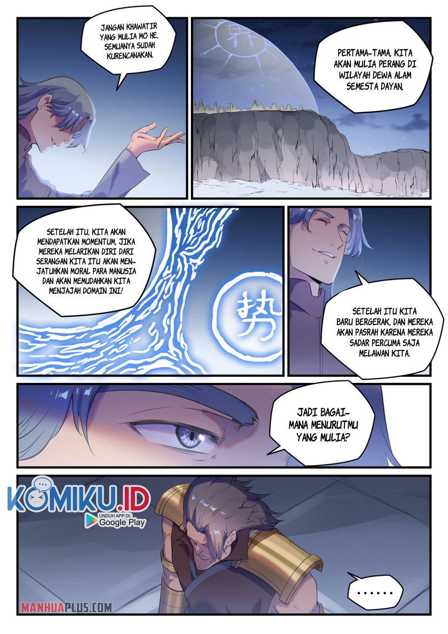 Apotheosis: Chapter 783 - Page 14