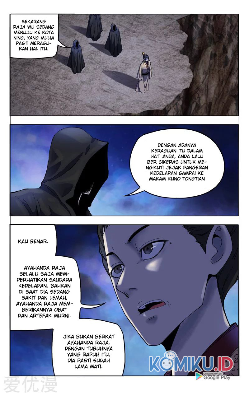 Deity's Path through Ten Thousand Worlds: Chapter 330 - Page 10