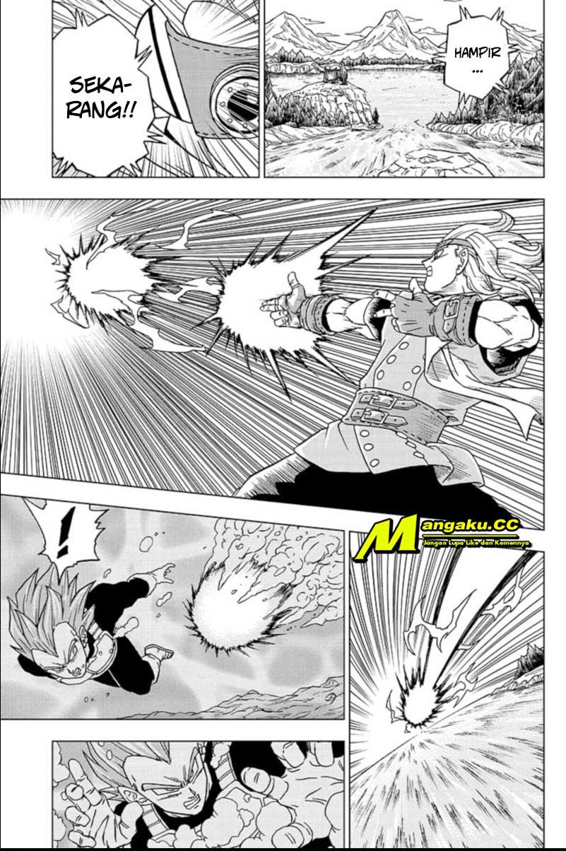 Dragon Ball Super: Chapter 74.2 - Page 2