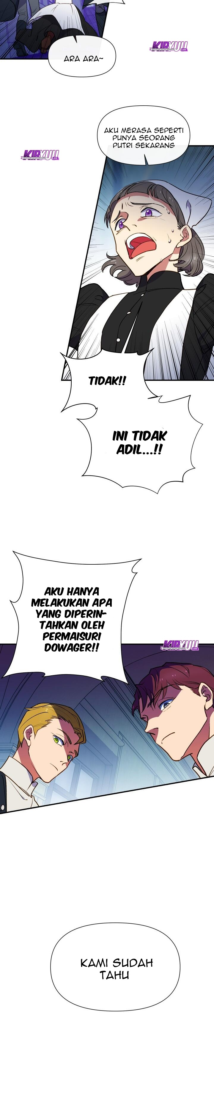 The Monster Duchess and Contract Princess: Chapter 63 - Page 9