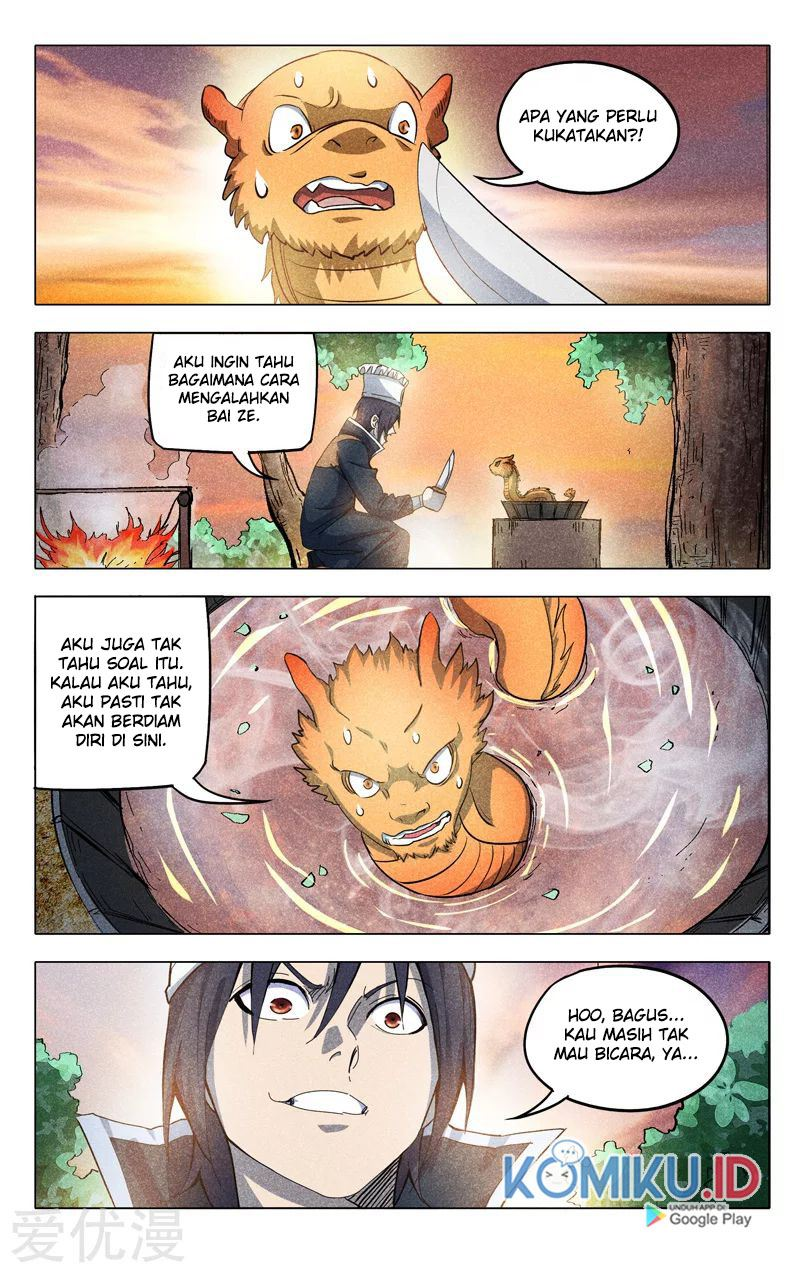 Deity's Path through Ten Thousand Worlds: Chapter 315 - Page 2