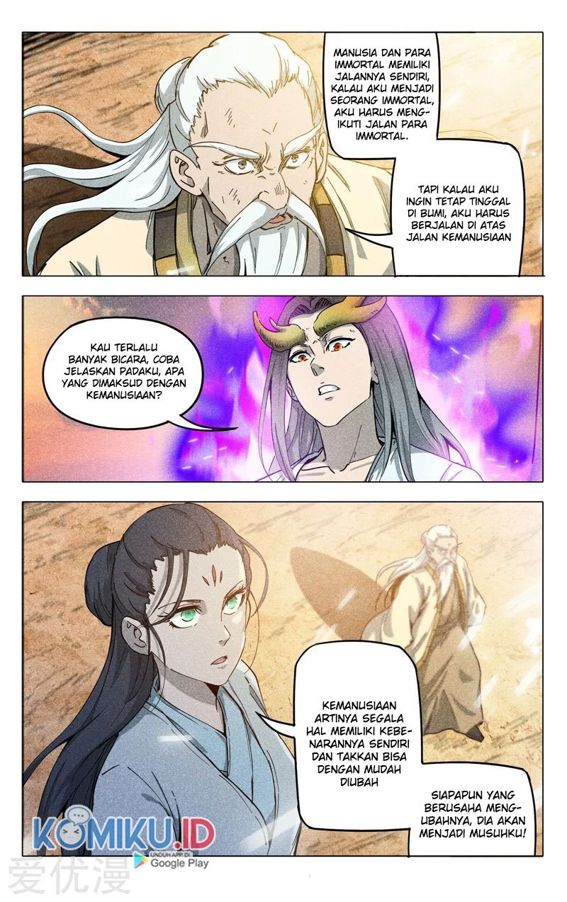 Deity's Path through Ten Thousand Worlds: Chapter 314 - Page 6