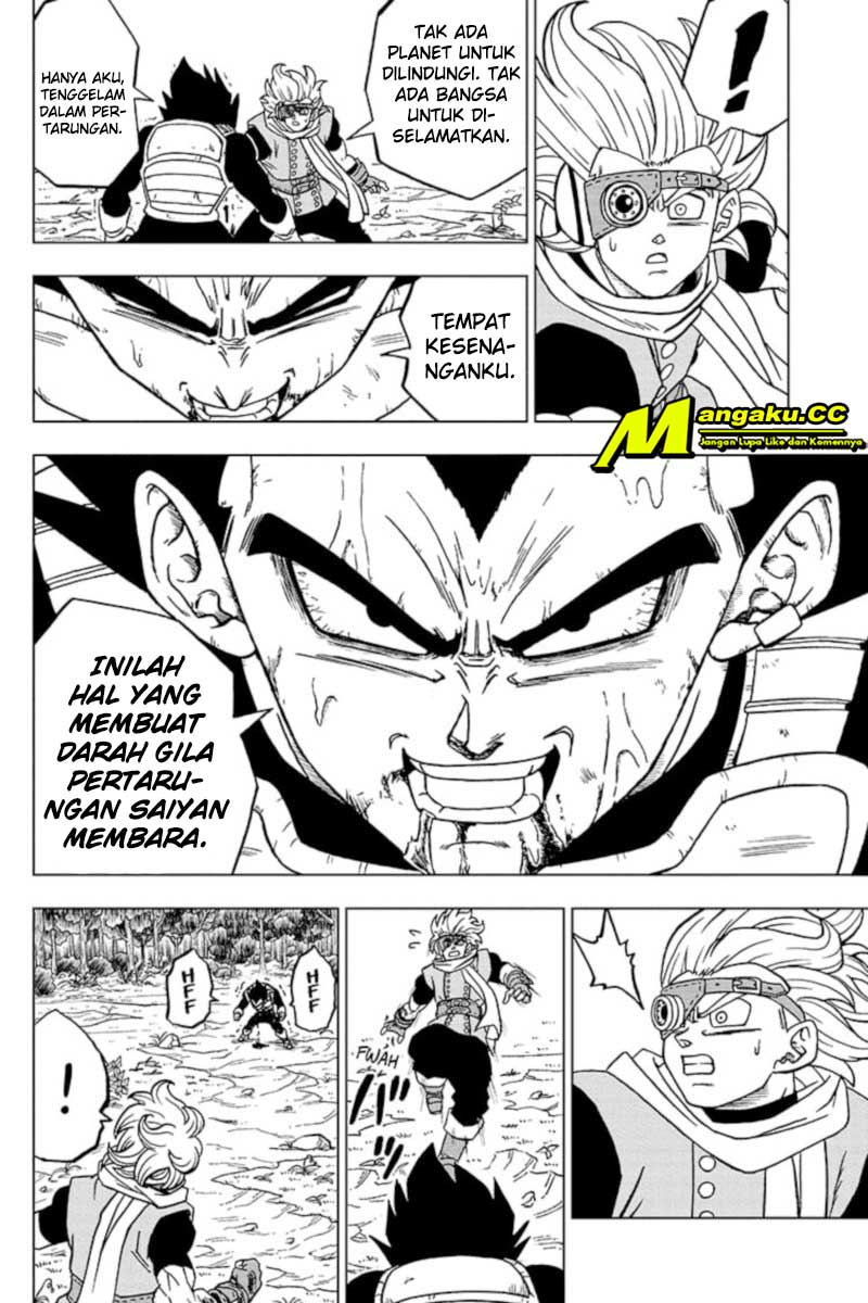 Dragon Ball Super: Chapter 74.2 - Page 21