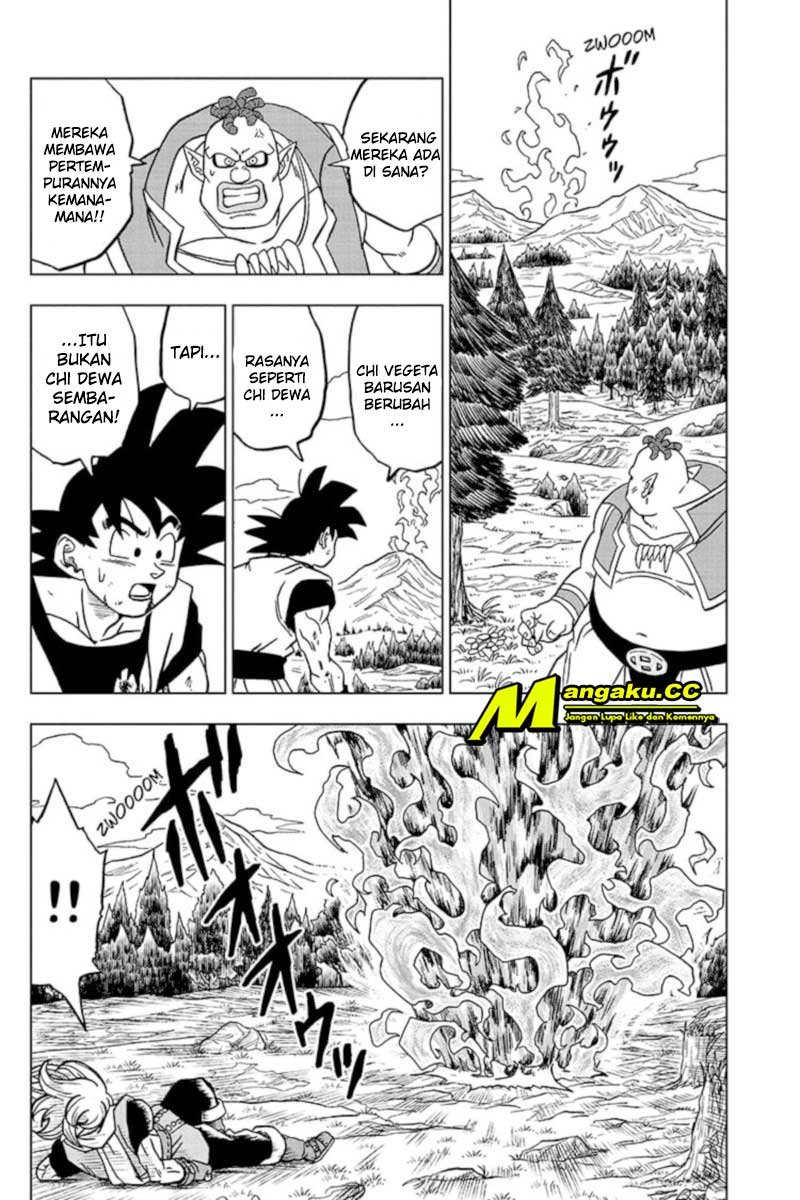 Dragon Ball Super: Chapter 74.2 - Page 23