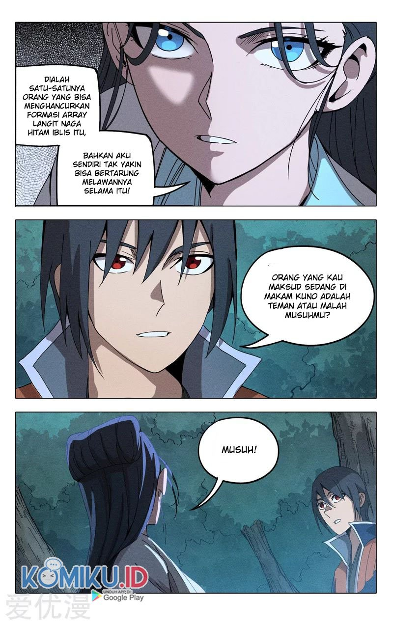 Deity's Path through Ten Thousand Worlds: Chapter 310 - Page 6