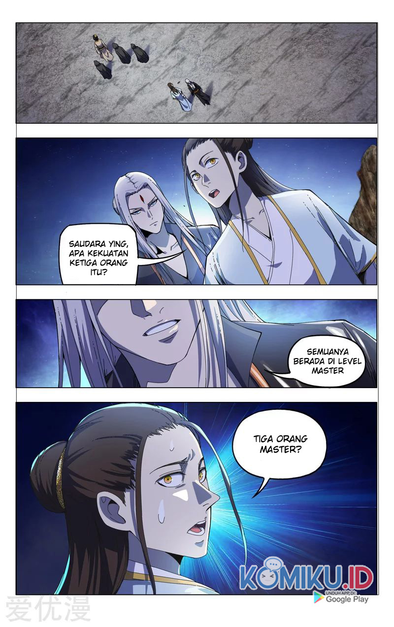 Deity's Path through Ten Thousand Worlds: Chapter 331 - Page 10