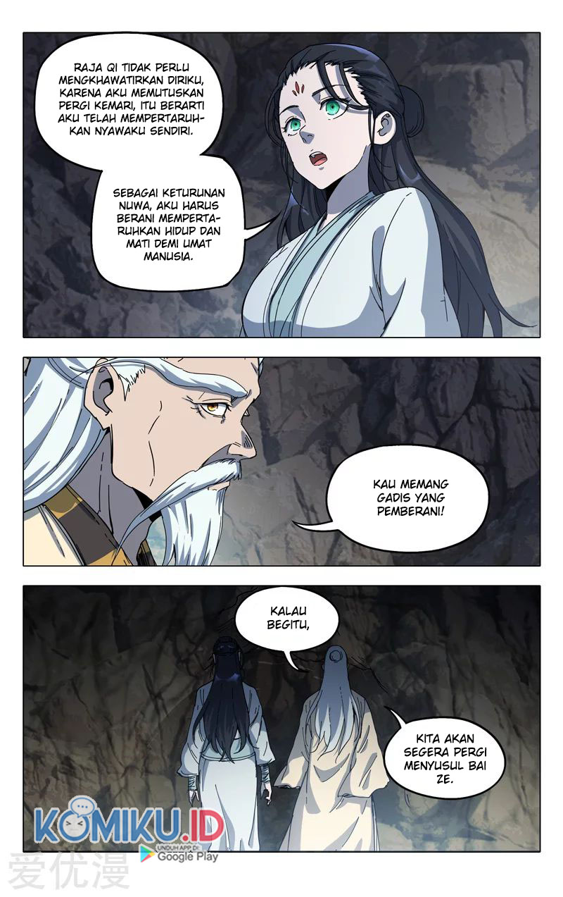Deity's Path through Ten Thousand Worlds: Chapter 324 - Page 10