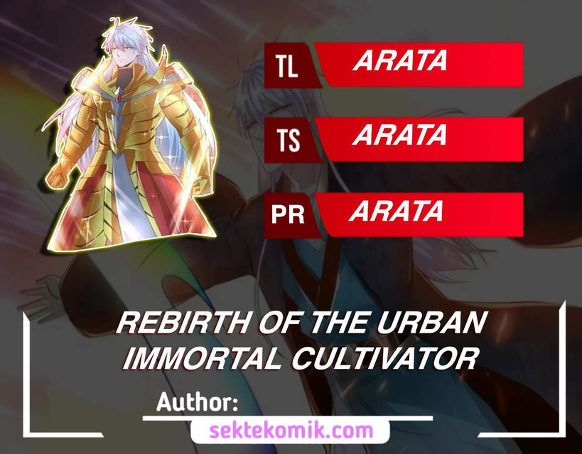 Rebirth Of The Urban Immortal Cultivator: Chapter 645 - Page 1