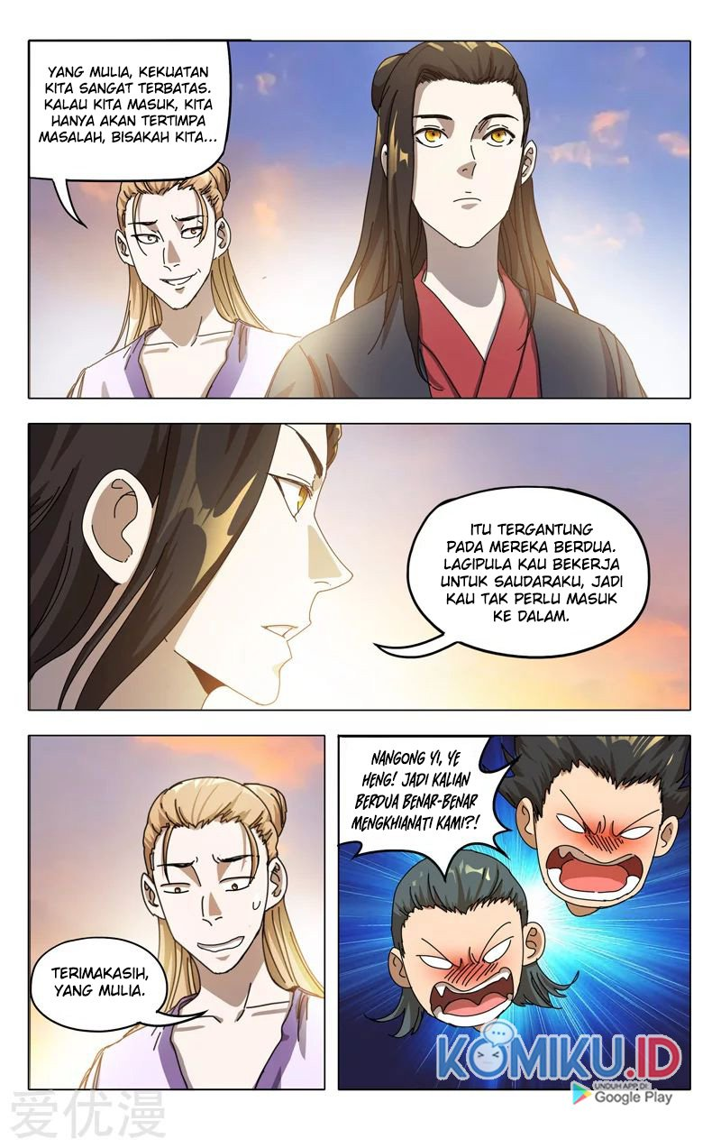 Deity's Path through Ten Thousand Worlds: Chapter 326 - Page 6